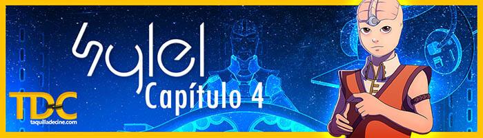 """Banner del capítulo 4 de """"Sylel"""""""