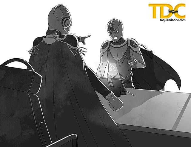 Capítulo 3: La revelación de Liathor