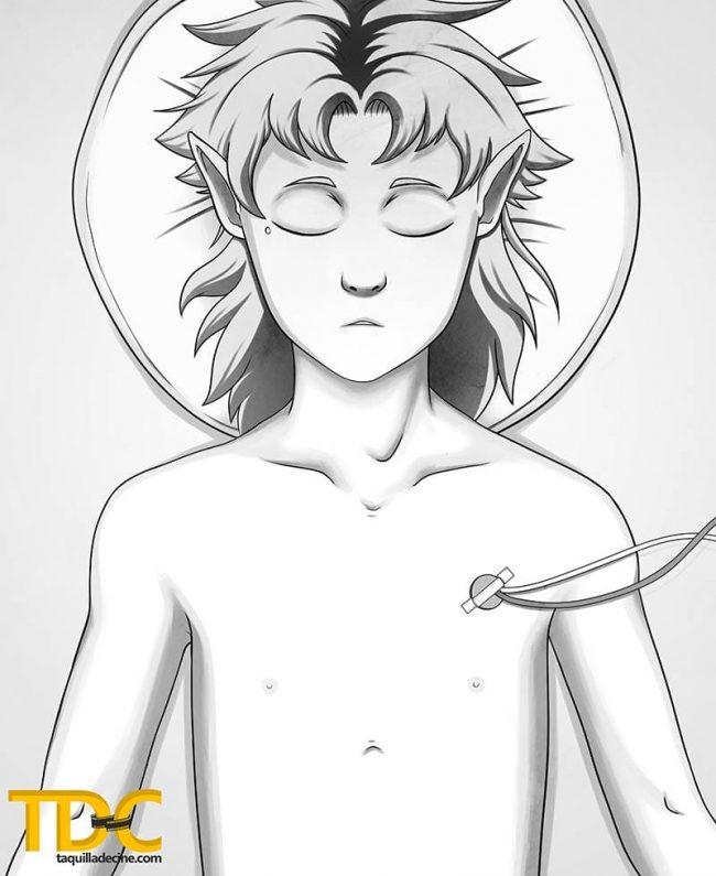 """""""Sylel"""" - Capítulo 3: La revelación de Liathor"""