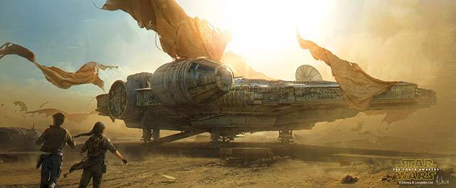 Las candidatas para protagonizar la película de Han Solo