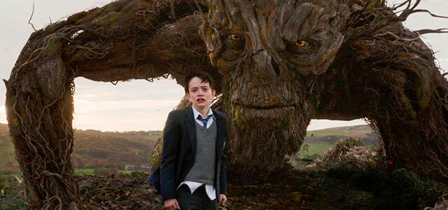 """Crítica de la película """"Un monstruo viene a verme"""""""