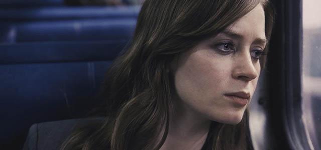 "Buen viaje de ""La chica del tren"" en la taquilla USA"