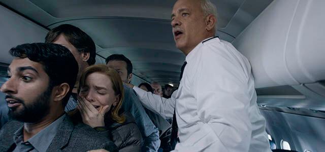 """Crítica de """"Sully"""", película con Tom Hanks dirigida por Clint Eastwood"""