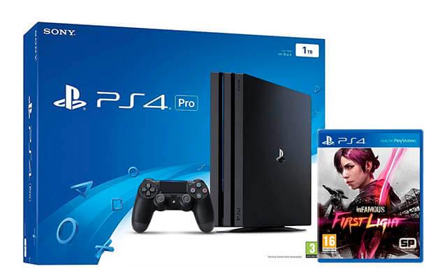 Comprar PlayStation 4 Pro