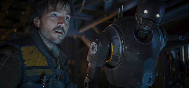 "Crítica de ""Rogue One: Una historia de Star Wars"""