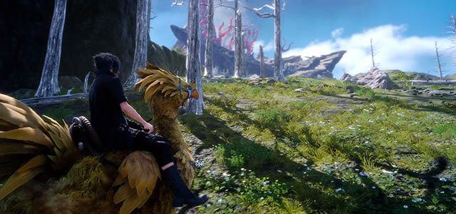 """Análisis de """"Final Fantasy XV"""""""