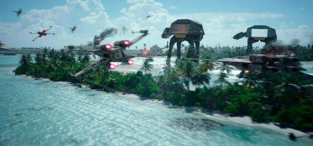 """""""Rogue One: Una historia de Star Wars"""" no bate récords en la taquilla USA"""