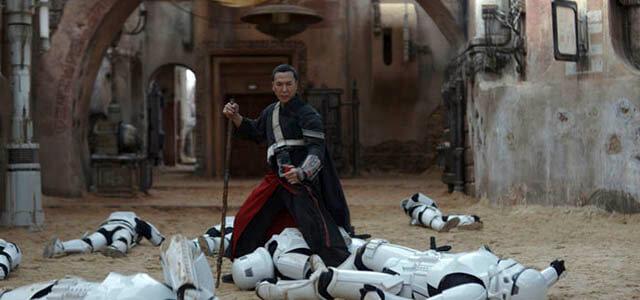 """""""Rogue One: Una historia de Star Wars"""", entre los mejores estrenos de 2016 en la taquilla española"""