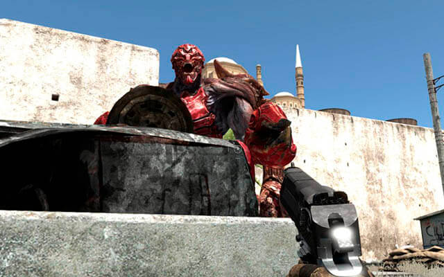 """Análisis del videojuego """"Serious Sam 3: Before The First Encounter"""""""