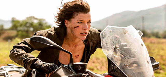 """""""Resident evil: El capítulo final"""", mal estreno en la taquilla USA"""