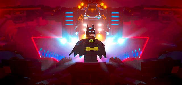 """""""Batman: La Lego película"""" vence a """"Cincuenta sombras más oscuras"""" en la taquilla USA"""