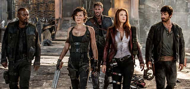 "Crítica de ""Resident evil: El capítulo final"""