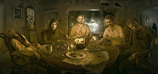 "Análisis de ""Resident Evil 7: Biohazard"""