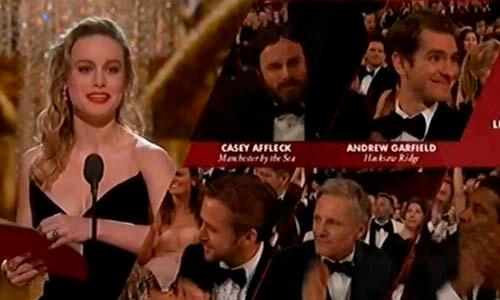 Casey Affleck, Mejor Actor Oscars 2017