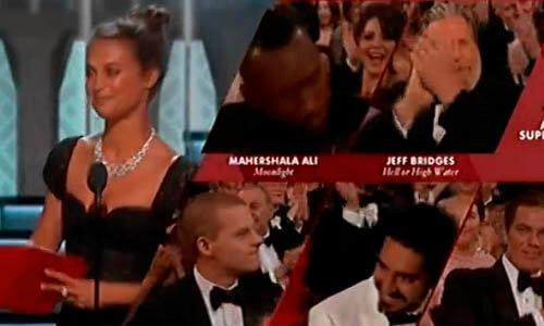 Mahershala Ali, Mejor Actor de Reparto Oscars 2017