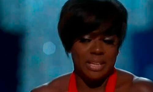 Viola Davis, Mejor Actriz de Reparto Oscars 2017