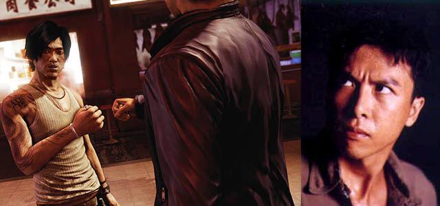 """Donnie Yen protagonizará una película basada en el videojuego """"Sleeping Dogs"""""""