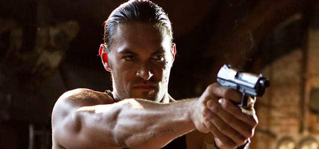 Jason Momoa, protagonista de la película basada en el videojuego