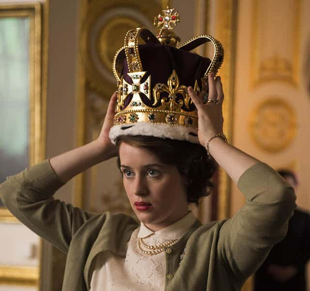 "Crítica de la primera temporada de ""The Crown"""