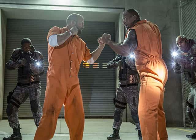 "Dwayne Johnson y Jason Statham, protagonistas del spin-off de ""Fast & furious"""