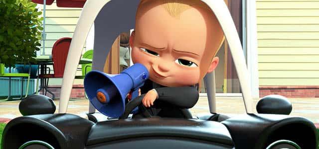 """""""El bebé jefazo"""" manda en la taquilla USA"""