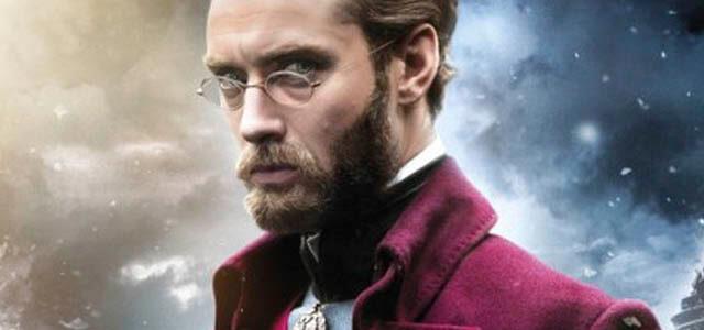 Jude Law será el joven Dumbledore de