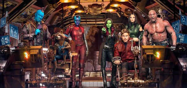 """""""Guardianes de la Galaxia 2"""", mejor que la primera parte en la taquilla española"""