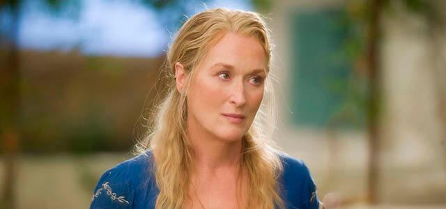 """Meryl Streep volverá a cantar y bailar en """"Mamma Mia: Here we go again!"""""""