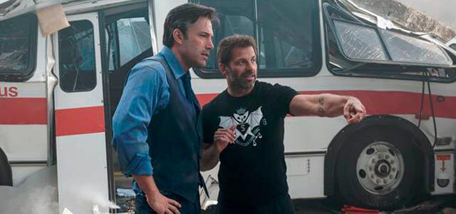"Zack Snyder abandona ""Liga de la Justicia"" debido a una tragedia familiar"