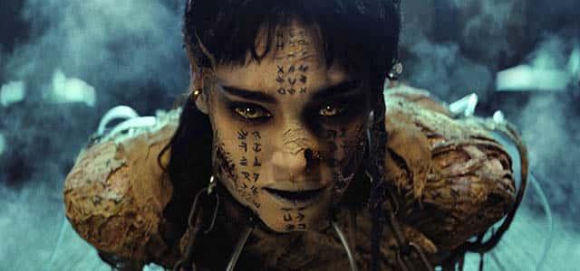 """Impresionante estreno de """"La momia"""" en la taquilla española"""