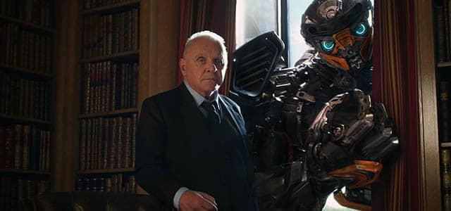 """""""Transformers: El último caballero"""", otra saga que se agota en la taquilla USA"""