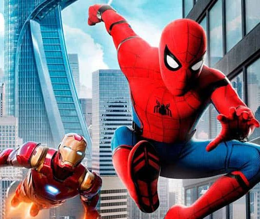 "Banda sonora de ""Spider-Man: Homecoming"""