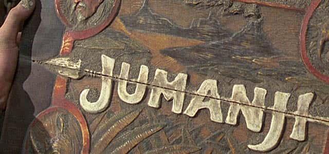 """Crítica de """"Jumanji"""""""