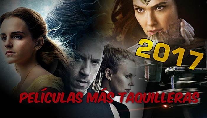 peliculas mas taquilleras 2017