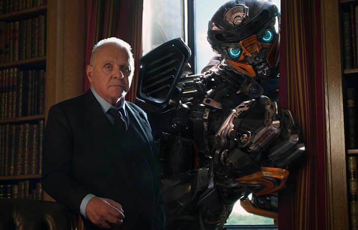 """Crítica de """"Transformers: El último caballero"""""""