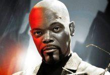 "Samuel L. Jackson, padre de Jessie T. Usher en ""Son of Shaft"""