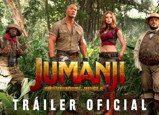"""Segundo tráiler de """"Jumanji: Bienvenidos a la jungla"""""""