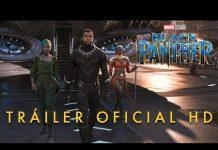 """Segundo tráiler de """"Black Panther"""""""