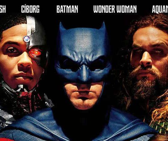 """Banda sonora de """"Liga de la Justicia"""" (Danny Elfman)"""