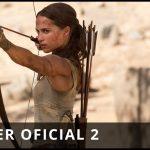 """Segundo tráiler en español de """"Tomb Raider"""""""