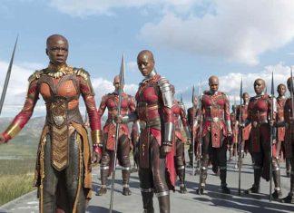 """""""Black Panther"""" lidera pero no impresiona en la taquilla española"""