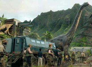 """¡""""Jurassic World 3"""" se estrenará en 2021!"""
