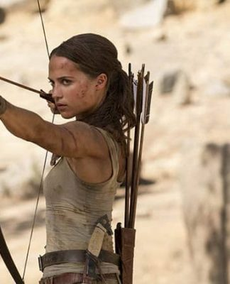 "Crítica de la película ""Tomb Raider"""