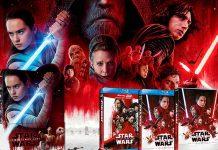 Lanzamientos en DVD, Blu-ray y 4K UHD de abril de 2018