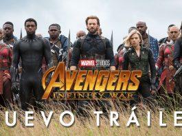 """Segundo tráiler en español de """"Vengadores: Infinity War"""""""