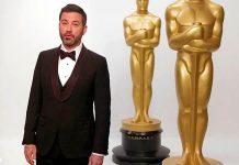 Retransmisión en directo de los Oscars 2018