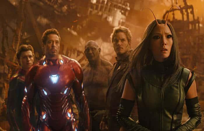 "Crítica de ""Vengadores: Infinity War"""