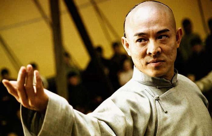 Jet Li, emperador en la película de imágenes reales de