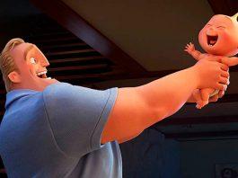 """""""Los Increíbles 2"""" asombra en la taquilla USA"""