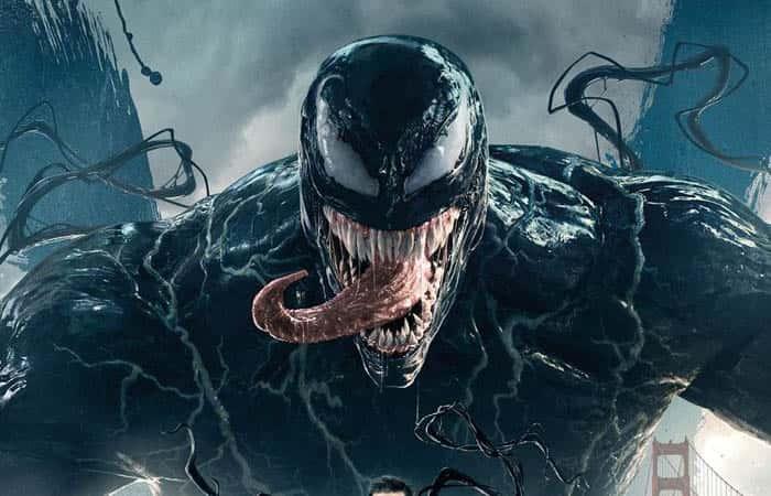 """""""Venom"""", de tú a tú con Marvel Studios en la taquilla USA"""
